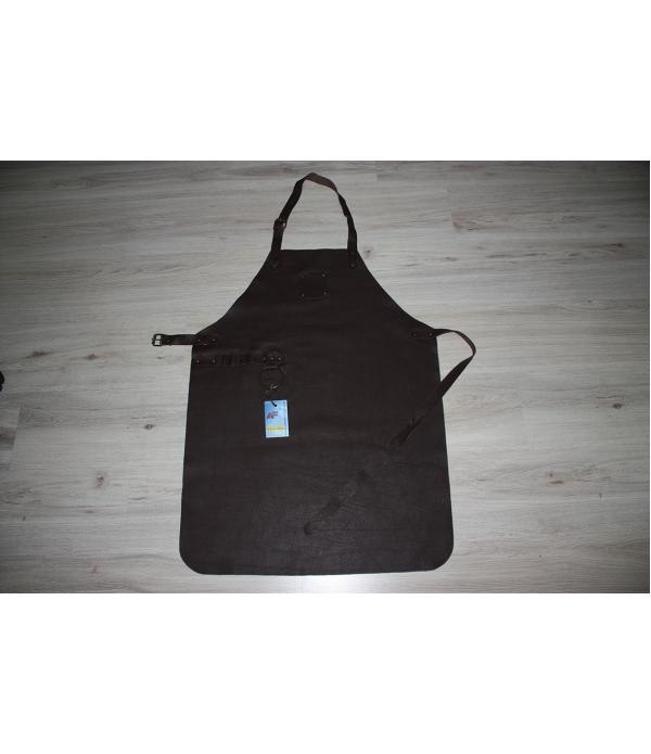 hakiki deri önlük leather apron