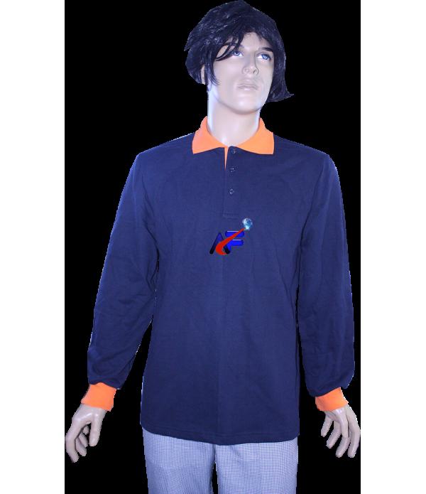 sweatshirt  polo yaka