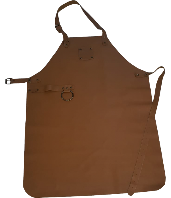hakiki deri önlük leather apron